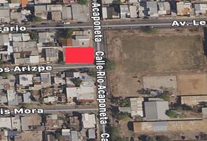 Foto de terreno habitacional en venta en ramos arizpe , roma, mexicali, baja california, 0 No. 01