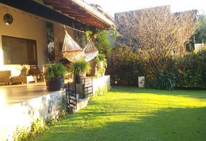 Foto de casa en condominio en renta en rancho avándaro , los saúcos, valle de bravo, méxico, 5723385 No. 01