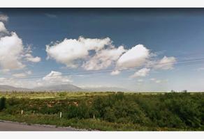 Foto de terreno habitacional en venta en rancho casa blanca , agua nueva, saltillo, coahuila de zaragoza, 5820060 No. 01