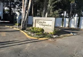Foto de terreno habitacional en venta en rancho chapulco , rancho chapulco, puebla, puebla, 0 No. 01