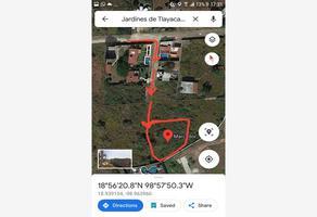 Foto de terreno habitacional en venta en rancho correa , tlayacapan, tlayacapan, morelos, 0 No. 01