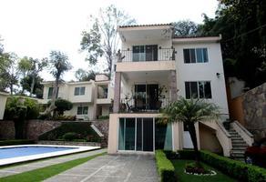 Foto de casa en condominio en venta en  , rancho cortes, cuernavaca, morelos, 6019634 No. 01