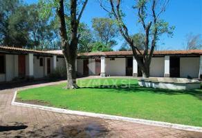 Foto de terreno habitacional en venta en rancho la cañada de la virgen , tequisquiapan centro, tequisquiapan, querétaro, 0 No. 01