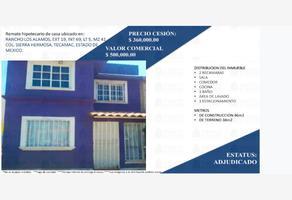 Foto de casa en venta en rancho los alamos 19, sierra hermosa, tecámac, méxico, 17512858 No. 01