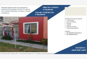 Foto de casa en venta en rancho los alamos 89, sierra hermosa, tecámac, méxico, 17630680 No. 01