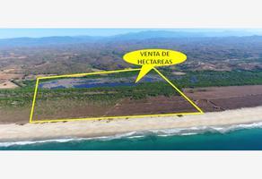Foto de terreno habitacional en venta en rancho macahuite 0, macahuite, santa maría tonameca, oaxaca, 7566005 No. 01
