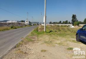 Foto de terreno comercial en venta en rancho san cristobal , chachapa, amozoc, puebla, 15049931 No. 01