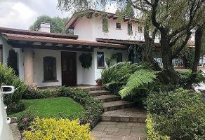 Foto de casa en venta en rancho san francisco , san bartolo ameyalco, álvaro obregón, df / cdmx, 14196563 No. 01