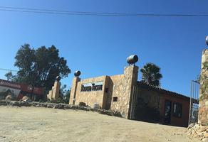 Foto de terreno habitacional en venta en rancho tecate , tecate, tecate, baja california, 6129427 No. 01