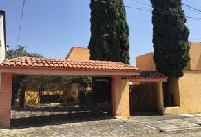 Foto de casa en venta en  , rancho tetela, cuernavaca, morelos, 19594328 No. 01
