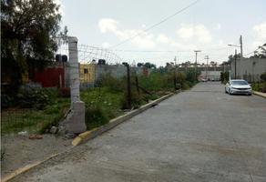 Foto de terreno habitacional en venta en  , rancho victoria, ecatepec de morelos, méxico, 5859325 No. 01