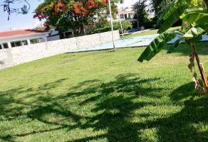 Foto de terreno habitacional en venta en rancho viejo 1, lomas de cocoyoc, atlatlahucan, morelos, 16399223 No. 01