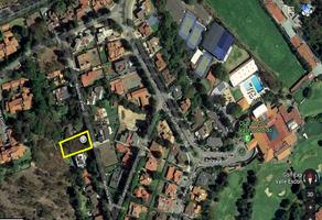Foto de terreno habitacional en venta en rancho viejo , club de golf valle escondido, atizapán de zaragoza, méxico, 0 No. 01