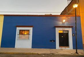 Foto de casa en renta en rayón 0, oaxaca centro, oaxaca de juárez, oaxaca, 13257181 No. 01