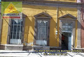 Foto de terreno habitacional en venta en rayon 846, san luis potosí centro, san luis potosí, san luis potosí, 0 No. 01