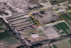 Foto de terreno habitacional en venta en rayón , soledad de graciano sanchez centro, soledad de graciano sánchez, san luis potosí, 19348877 No. 01
