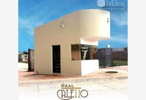 Foto de terreno habitacional en venta en real caletto 100, herrera leyva, durango, durango, 0 No. 01