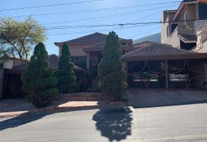 Foto de casa en venta en  , real cumbres 2do sector, monterrey, nuevo león, 11827371 No. 01