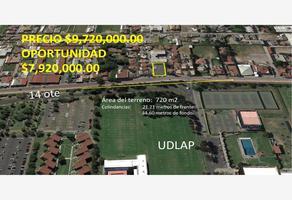 Foto de terreno comercial en venta en  , real de cholula, san andrés cholula, puebla, 19142654 No. 01