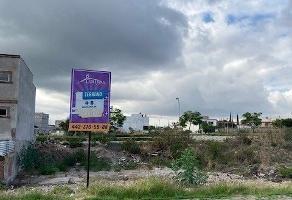 Foto de terreno habitacional en venta en  , real de juriquilla (diamante), querétaro, querétaro, 0 No. 01