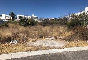 Foto de terreno habitacional en venta en real de la montaña lote 44, puerta real, corregidora, querétaro, 7660780 No. 01