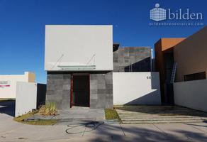 Foto de casa en venta en real de privanzas 100, las privanzas, durango, durango, 12960244 No. 01