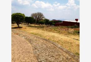Foto de terreno habitacional en venta en  , real de tetela, cuernavaca, morelos, 8516290 No. 01