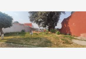 Foto de terreno habitacional en venta en  , real de tetela, cuernavaca, morelos, 8700349 No. 01