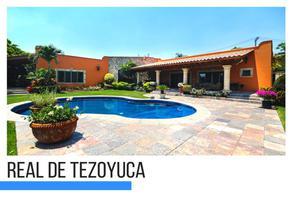 Foto de casa en venta en real de tezoyuca 5, el pedregal, xochitepec, morelos, 0 No. 01