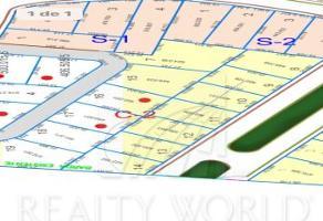 Foto de terreno habitacional en venta en  , real de valle alto 1er. sector, monterrey, nuevo león, 8998255 No. 01