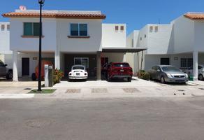 Foto de casa en renta en  , real del álamo, culiacán, sinaloa, 18346429 No. 01