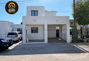 Foto de casa en venta en  , real del llano, hermosillo, sonora, 0 No. 01