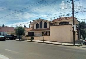 Foto de casa en venta en real del mezquital 100, real del mezquital, durango, durango, 17624541 No. 01