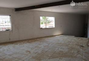 Foto de local en venta en  , real del mezquital, durango, durango, 14763599 No. 01