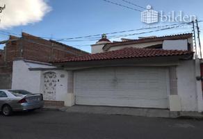Foto de casa en venta en  , real del mezquital, durango, durango, 6496559 No. 01