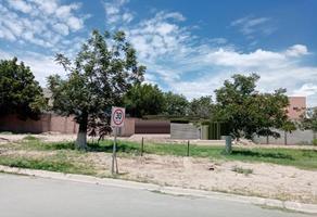 Foto de terreno habitacional en venta en  , real del nogalar, torreón, coahuila de zaragoza, 15606016 No. 01