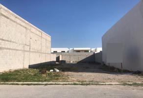 Foto de terreno habitacional en venta en  , real del nogalar, torreón, coahuila de zaragoza, 16825847 No. 01