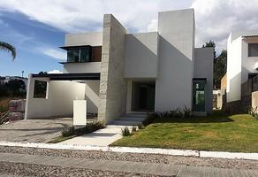 Foto de casa en venta en real del pedregal 10, vista real y country club, corregidora, querétaro, 0 No. 01