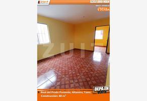 Foto de departamento en venta en real del prado poniente 562-c, santa anita, altamira, tamaulipas, 0 No. 01
