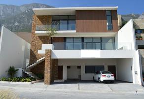 Foto de casa en venta en  , real del valle 2 sector, santa catarina, nuevo león, 13783941 No. 01
