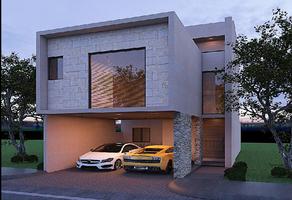 Foto de casa en venta en  , real del valle 2 sector, santa catarina, nuevo león, 14349240 No. 01