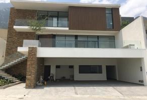 Foto de casa en venta en  , real del valle 2 sector, santa catarina, nuevo león, 17749080 No. 01