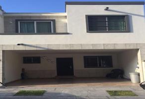 Foto de casa en venta en real del valle 2do.sector , real del valle 2 sector, santa catarina, nuevo león, 19298680 No. 01