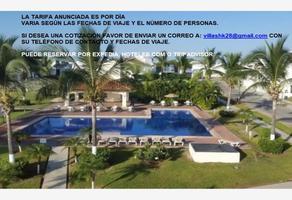 Foto de casa en renta en  , real del valle, mazatlán, sinaloa, 10021173 No. 01
