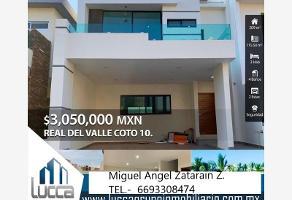Foto de casa en venta en  , del valle, mazatlán, sinaloa, 8941405 No. 01