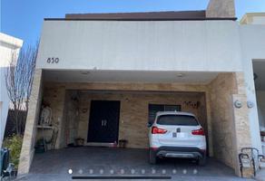 Foto de casa en venta en real del valle , real del valle 1 sector, santa catarina, nuevo león, 21300467 No. 01