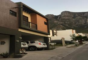 Foto de casa en renta en real del valle , real del valle 1 sector, santa catarina, nuevo león, 0 No. 01