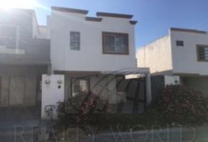 Foto de casa en venta en  , real hacienda de huinalá 1 s, apodaca, nuevo león, 6508165 No. 01