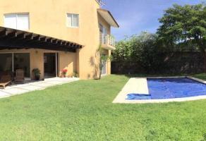 Foto de casa en renta en  , real hacienda de san josé, jiutepec, morelos, 11299464 No. 01