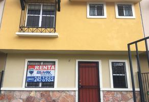 Foto de casa en condominio en renta en real solare el marques otoño , real solare, el marqués, querétaro, 0 No. 01